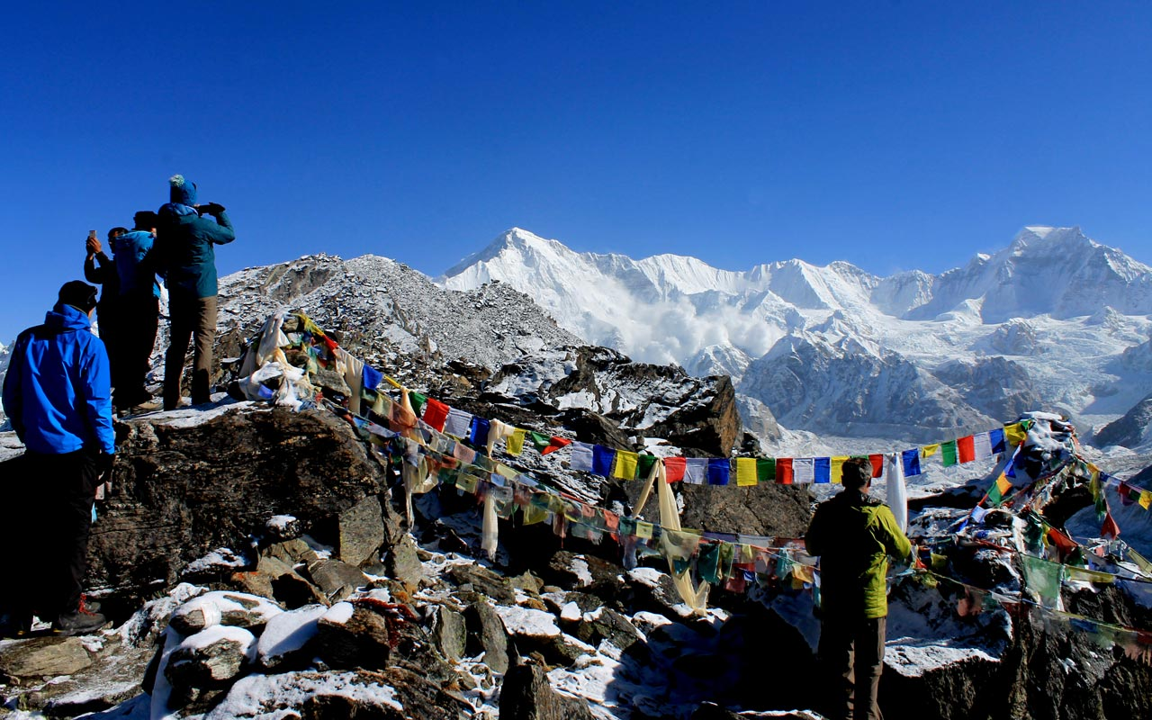 Trekking Everest Base Camp, Programm