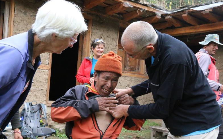 Taprizaprojekt, Schule & Healthpost Nepal, Dolpo