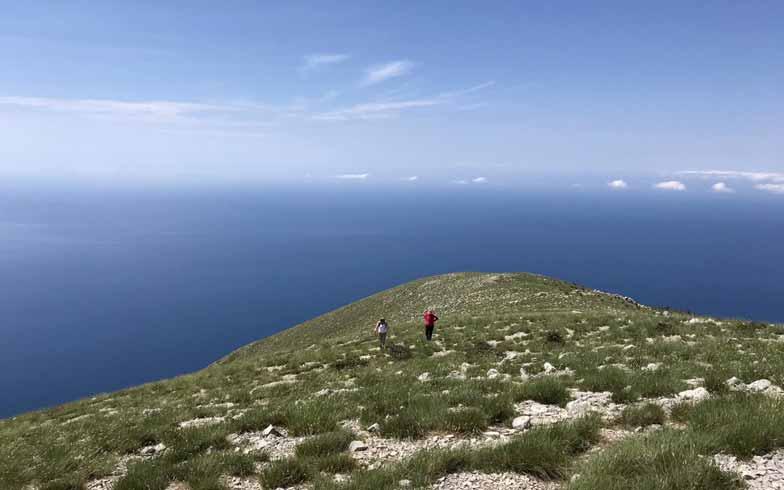 Geführt Wandern Süd-Albanien