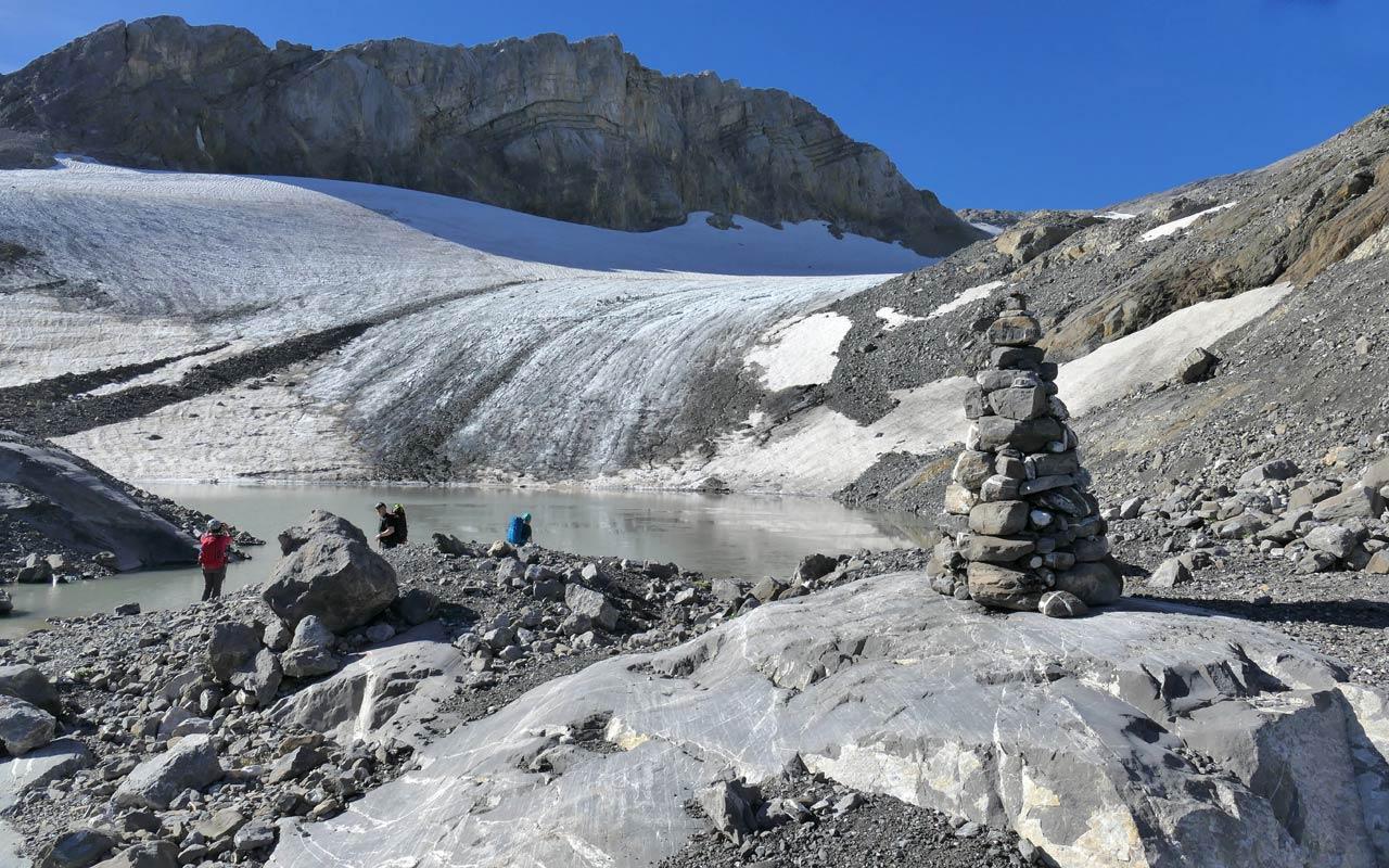 Wandern Wildhorn Berner Oberland – Wallis