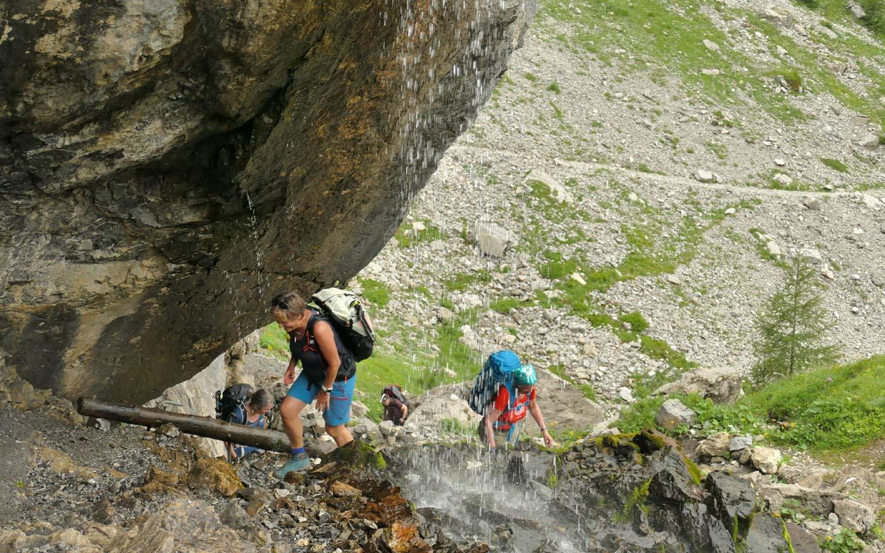 Wandern Berner Oberland - Wallis