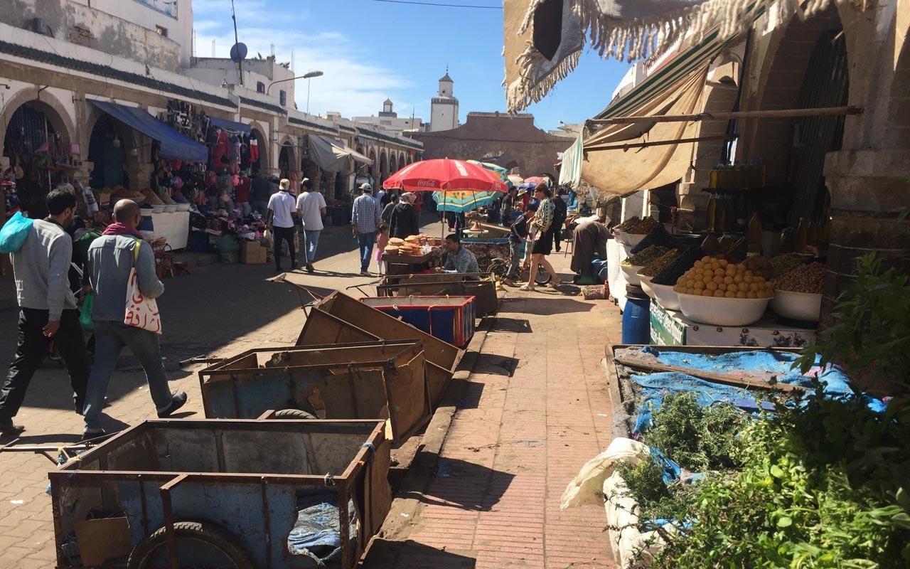 Ausflug Marrakech Essaouira