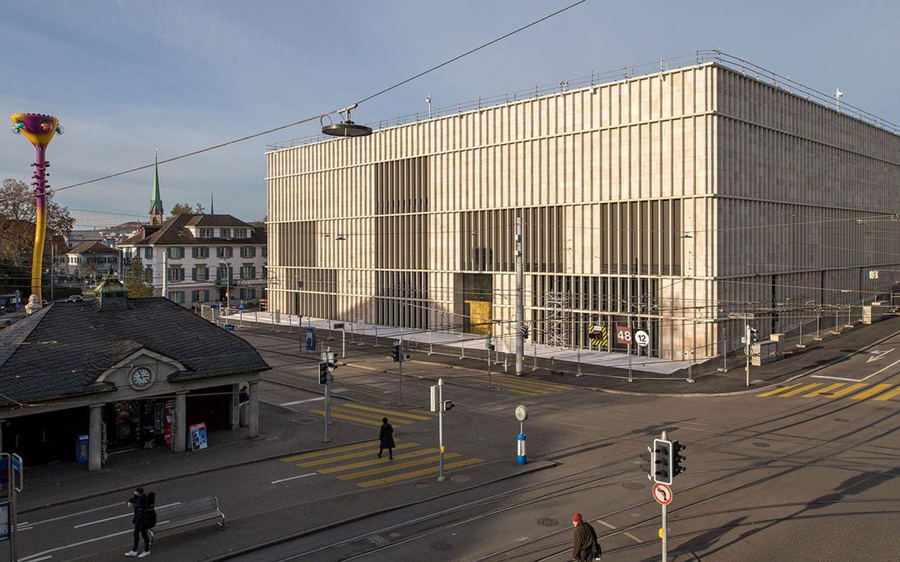 Kunsthaus Zürich. Führung