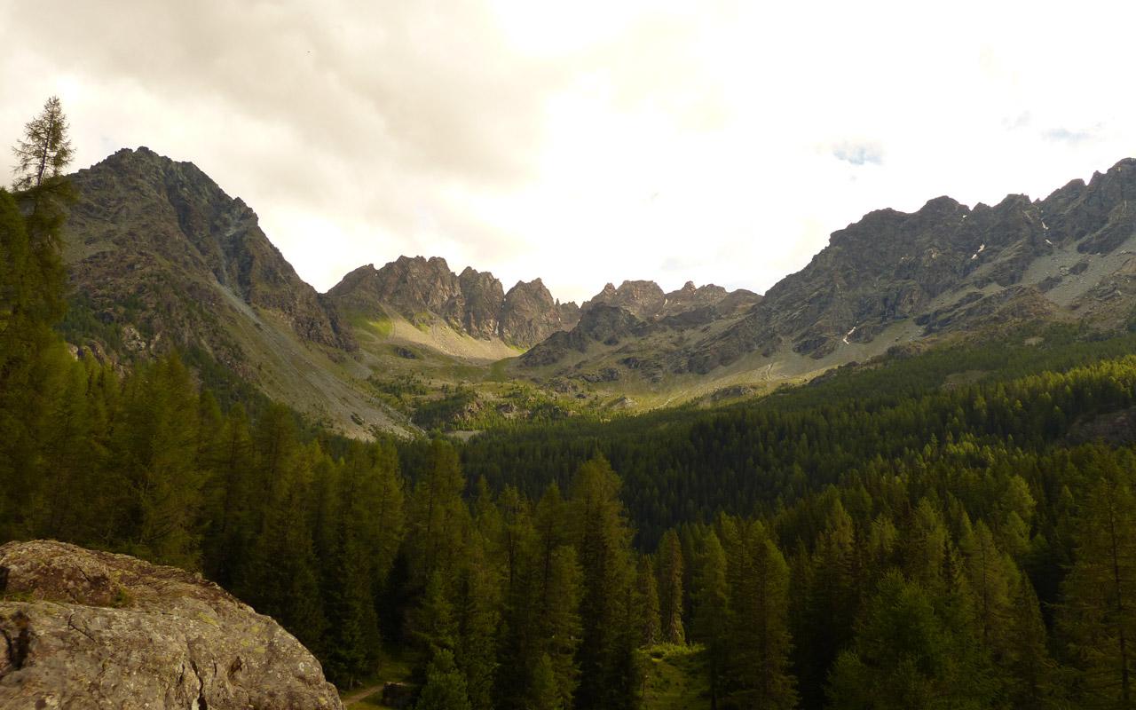 Mehrtage-Wanderung Graubünden