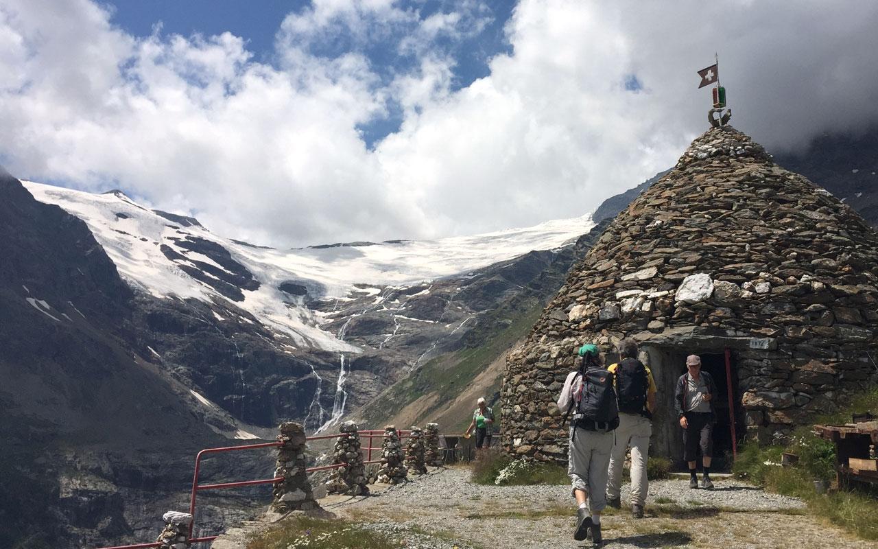 Bernina-Trekking. Rund um die Bernina