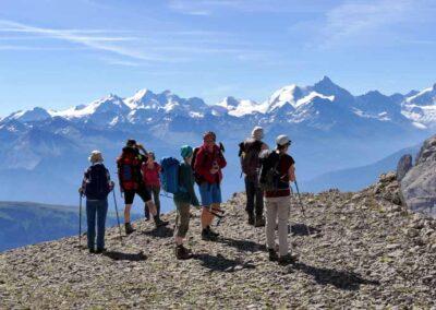 Wandern Berner Oberland-Wallis