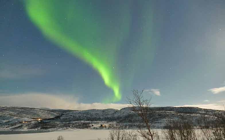 Nordlichter fotografieren erfolgreich
